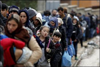 Mura migranti - Finestra di overton ...