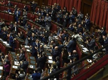 L 39 opinione delle libert for Numero dei parlamentari