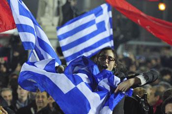 Tsipras-mania, la festa degli irresponsabili - L'Opinione