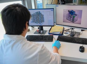 Covid-19, scende in campo la stampa digitale 3D con Medlife