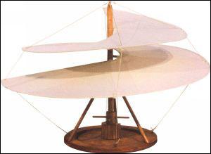 Le macchine di leonardo a roma for Invenzioni di leonardo da vinci