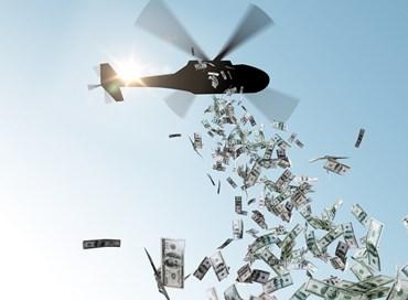 Green sostenibile, pauperismo e l'helicopter money