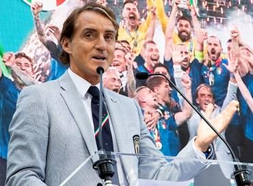 E se Mancini le avesse prese nel tempio del calcio e della Brexit?